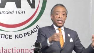 Al Sharpton:  I'm a Cat Not a Rat    4/8/14