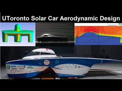 Automotive Aerodynamics Episode 3: Solar Car Design