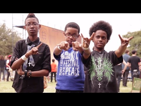 8th Grade Metal Band Signs MILLION DOLLAR RECORD DEAL