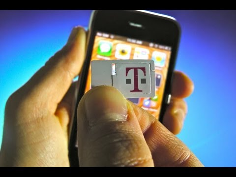 How To Unlock iPhone 3Gs 5.1.1/5.1/5.0.1 for Tmobile & Fix No Service Error - 5.16.05/6.15.00