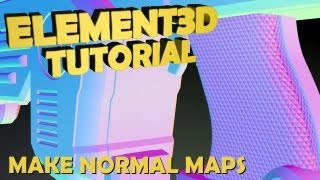 Element 3D Tutorials