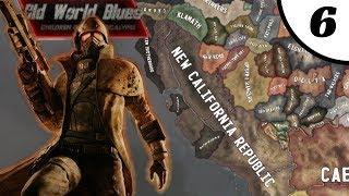 ... The Barons War [Hoi4: Old World Blues: Alpha 1.0.17: NCR