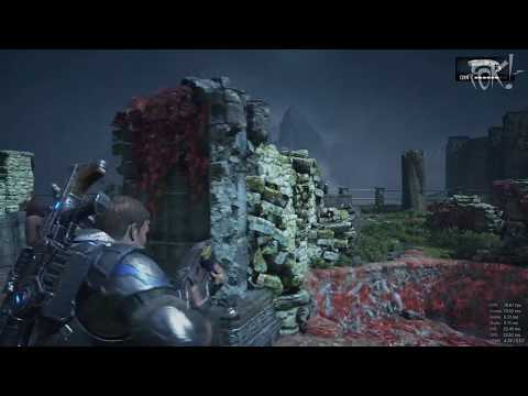 MSI Nightblade MI3: Gears of War 4 - 1080p - Ultra