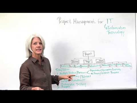 IT Project Management - Information Technology