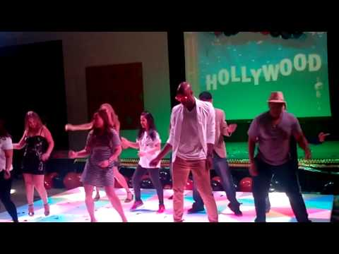Uptown Funk The H Hotel Dubai Staff party
