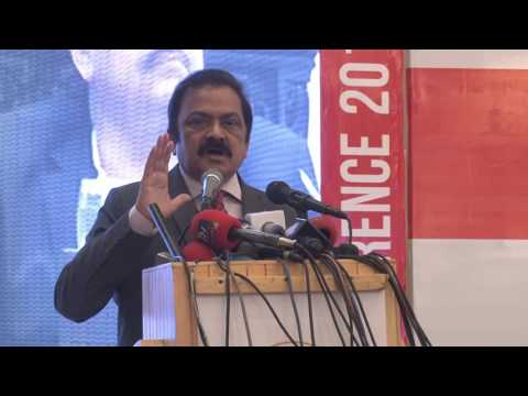 Rana Sanaullah speaks at Punjab Agriculture Conference 2016
