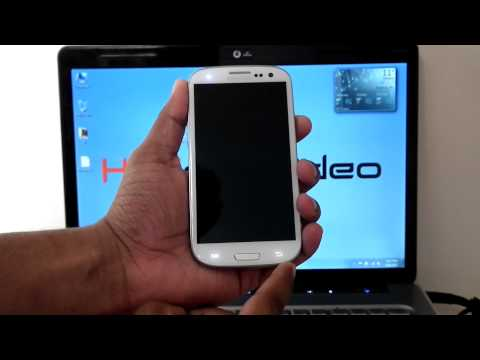 How to Root and Install CWM Recovery on Samsung Galaxy S3 [GT-I9300]