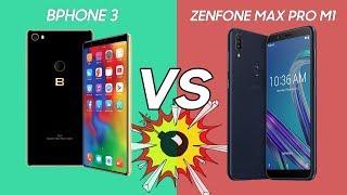 So sánh hiệu năng Bphone 3 vs Asus Zenfone Max Pro M1