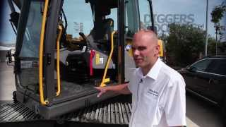 Volvo EC140DL Walk Around