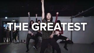 download lagu The Greatest - Sia Ft. Kendrick Lamar / Lia gratis