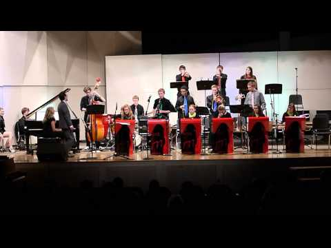 Sugar Rum Cherry performed by the Wisconsin Lutheran High School Jazz Ensemble