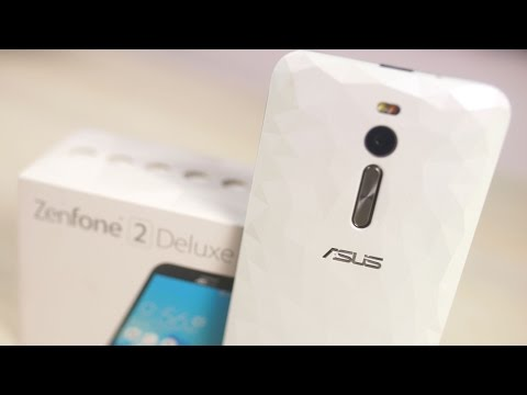 ASUS Zenfone 2 Deluxe - Unboxing & Hands On!
