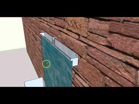 Diy Wasserwand Wandbrunnen Zimmerbrunnen Selber Bauen Bauanleitung