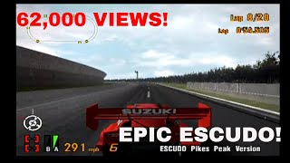 Gran Turismo 3 EPIC LIKE THE WIND! ESCUDO CRAZINESS! 62,000 Views and Subscriber's Awesome Request!