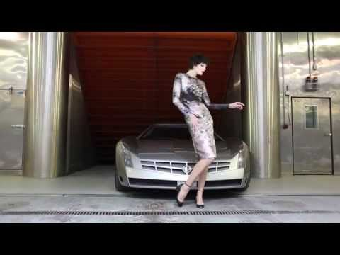 Bergdorf Goodman Fall Preview: on location with Cadillac