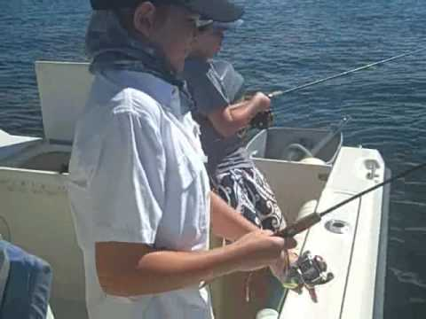 Dads vs. Kids | Bradenton Fishing Charters | Sarasota Fishing Charters