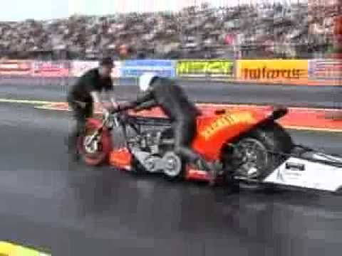 Top Fuel Dragster >> Moto Dragster - 4 - YouTube
