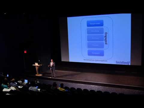 Building a Social Business Social Media Seminar