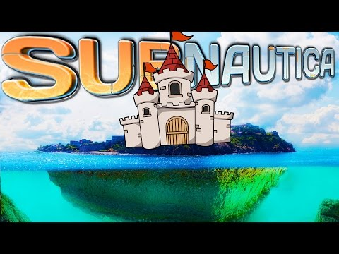 Subnautica | Part 23 | MARKIPLIER'S ISLAND CASTLE