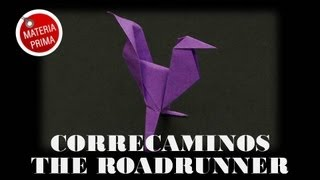 El Correcaminos En Origami