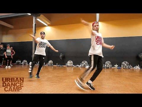 Body Cry - Slumberjack / EZtwins Choreography / URBAN DANCE CAMP