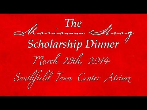 The Roeper School - Mariann Hoag Scholarship Dinner