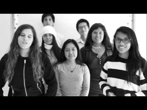 PRSSA USMP PERU Social Media team tell us what's their Golden Aim
