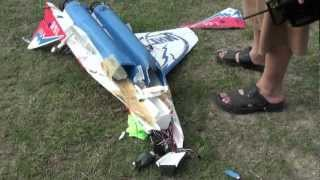RC Mig 29 3D Thrust Vectoring Fly + Crashed in Dhaka (Part 2) HD