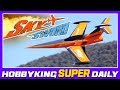 H-King SkySword 1200mm EDF Jet - HobbyKing Super Daily