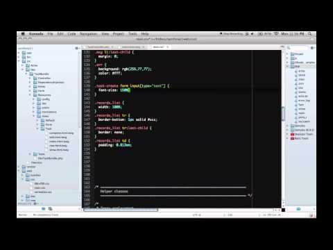 Symfony2 Tutorial 9 - Doctrine Query Builder - Video Roof