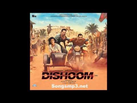 Jaaneman Aah MP3 Song Download | Dishoom Movie (2016)
