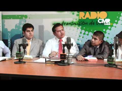 William Branham en Mexico - CMR Radio TV (Emisión 155)