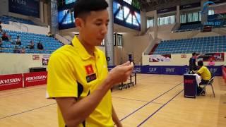 Đinh Quang Linh ( Linh Muối ) vs Trần Tuấn Quỳnh ( T&T ) - 12 Cây Vợt Xuất Sắc Toàn Quốc 2016