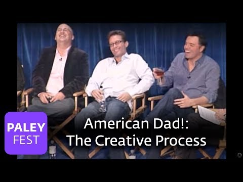American Dad! - Recording The Voices And The Creative Process video