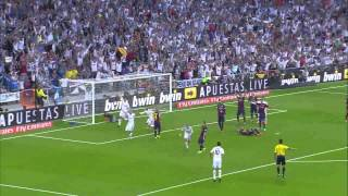 Real Madrid 3-1 Barcelona (2014)