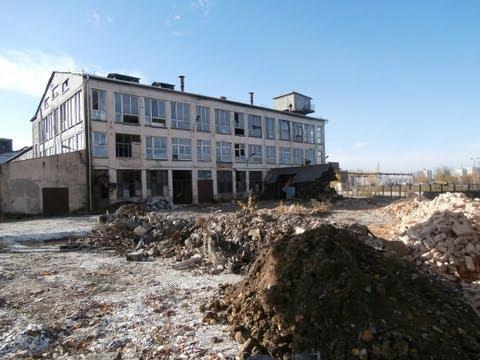 Opuszczona Fabryka Porcelany Śląskiej W Katowicach / Abandoned Porcelain Factory In Poland