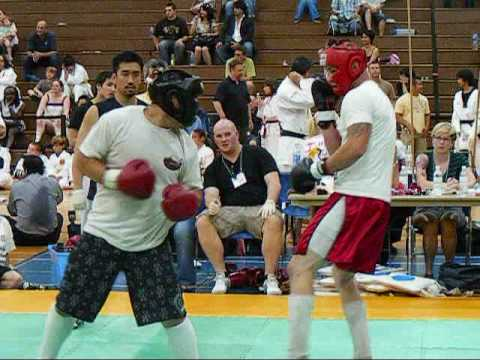 STAND UP Muay Thai fighter Jacen Brooks  High Light video Image 1