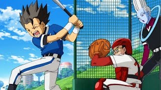 Dragon Ball Super Episode 70 - Yamcha strikes out Botamo amd Cabba (Eng Sub HD 1080p)