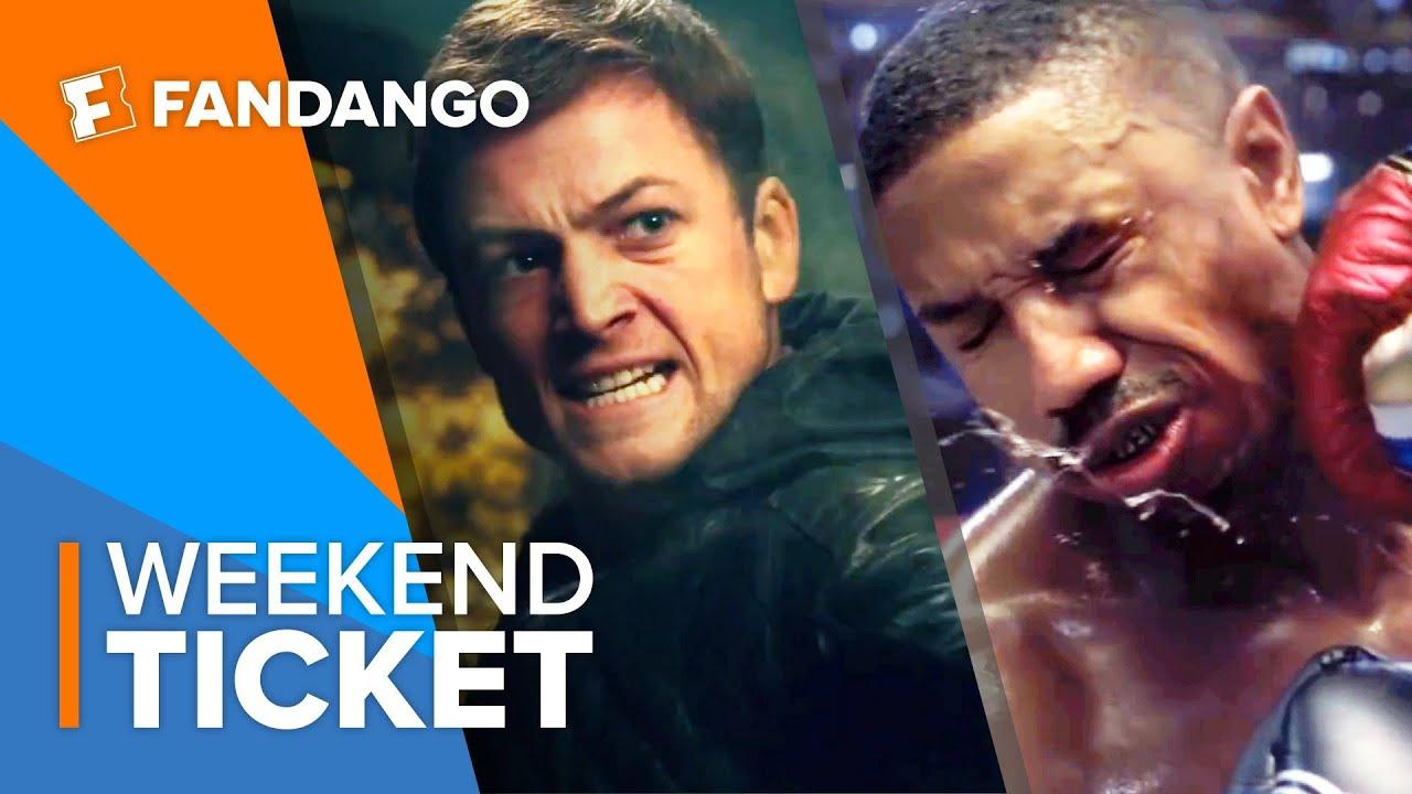 In Theaters Now: Creed II, Robin Hood, Ralph Breaks the Internet | Weekend Ticket