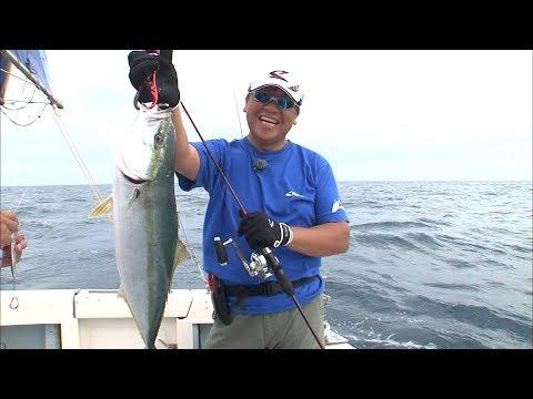 激釣!日本海で青物ジギング スローピッチジャークで鰤を狙え!/四季の釣り