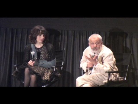 HAPPY-GO-LUCKY Q&A: Mike Leigh and Sally Hawkins