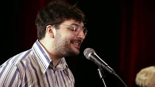 Foxing at Paste Studio NYC live from The Manhattan Center