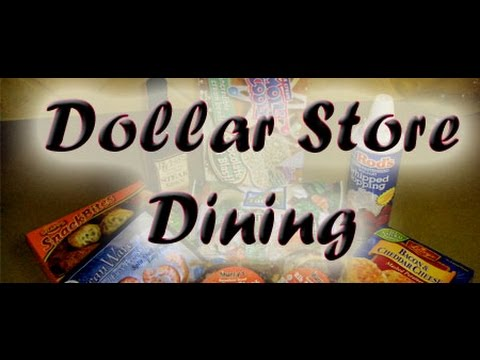 Can you feed your family out of Dollar Tree and 99c Only stores? Lets find out!!