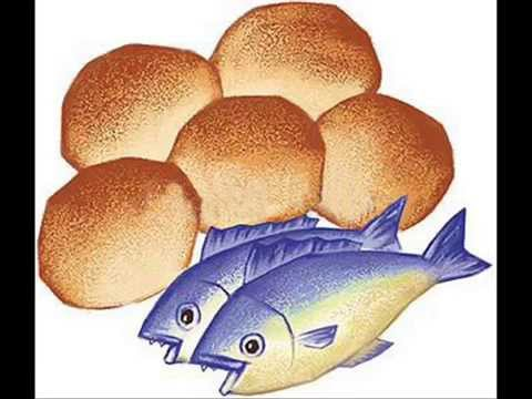 Five loaves of bread and two fish youtube for Five loaves two fish