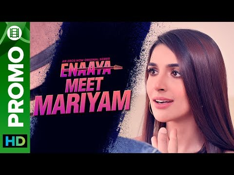 Meet Mariyam | Rabab Hashim | Enaaya – An Eros Now Original series
