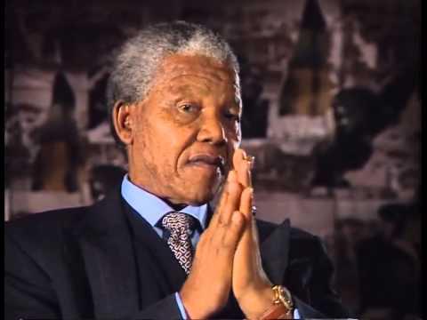 Leaders - Nelson Mandela