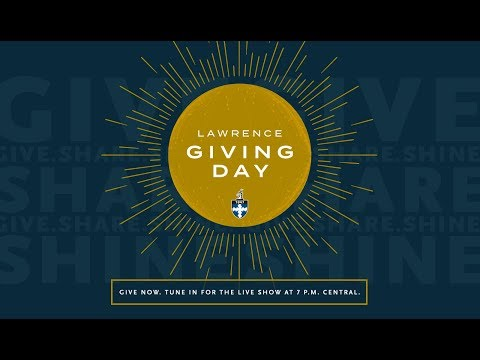 Lawrence Giving Day 2019