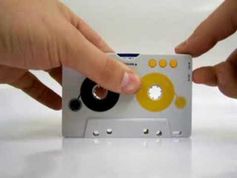 MP3-Kassettenadapter im Betrieb
