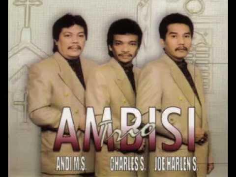 Lagu Rohani Trio Ambisi - Senangkanlah Yesus (Karya  Pance F Pondaag)