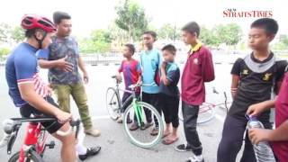 """Out of the Johor cycling tragedy, """"Podium Kids Malacca"""" is born"""